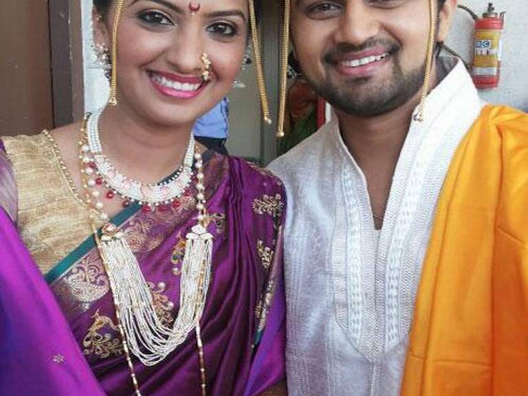 Shree and janhavi real marriage certificate