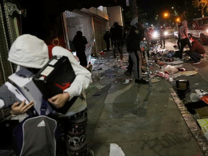 USA riots